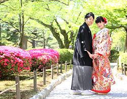 金澤スポットプラン 前撮り和装・結婚式