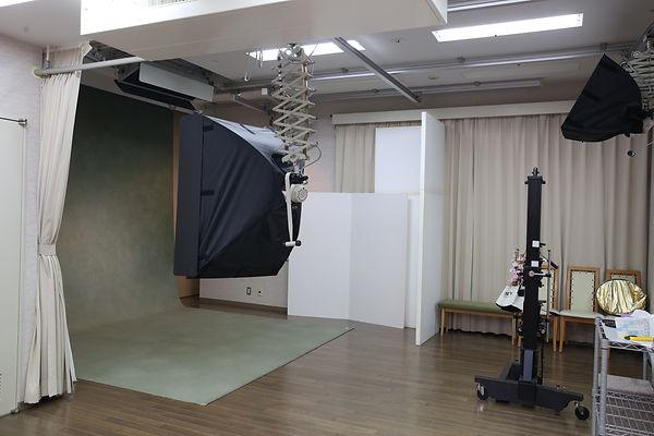 KKRホテル金沢 写真室スタジオ