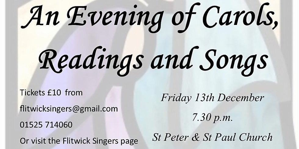 Christmas Grace: An Evening of Carols, Readings and Songs
