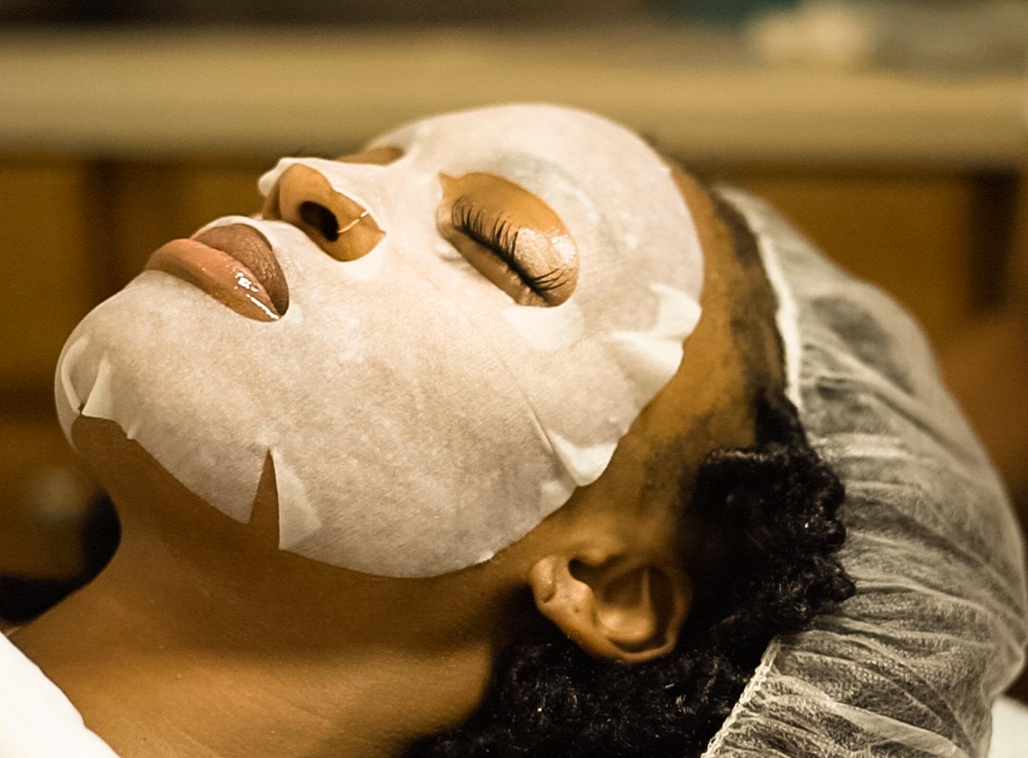 Massage & Facial (Silver)