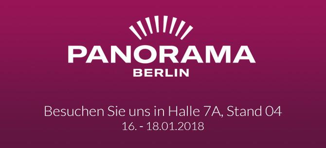 PANORAMA BERLIN > 16-18 JANUAR 2018 Mode Messe