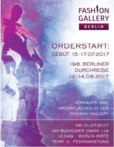 Berliner Durchreise 12-14 August 2017