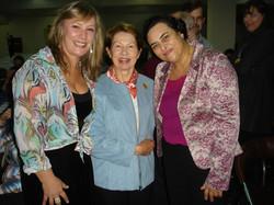 Com minha grande mestre Marisa Silva.