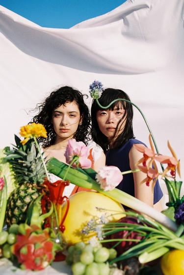 Larissa & Yu