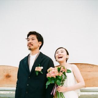 Yoshiaki&Ai Wedding