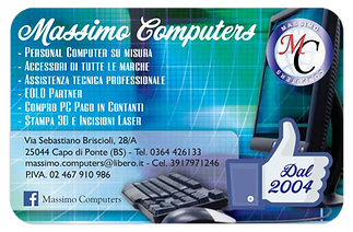 Biglietto Massimo Computers Fronte.png