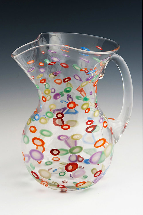 Pitcher Handblown