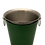 Thumbnail: Champagne bucket in leather lawn green
