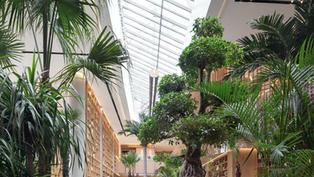 Nanbo Bay Reception Center   Sunson Design