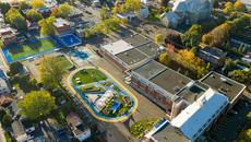 Collège Saint-Paul: Bringing the Indoor Outdoors | Taktik design