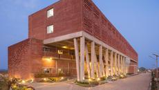 St. Andrews Institute of Technology and Management – Boys' Hostel Block | Zero Energy Design Lab