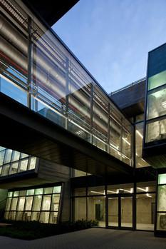 Younes & Sorarya Nazarian Library, Haifa University   A.Lerman Architects Ltd.  Photo credit: Amit Geron