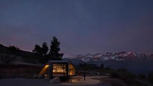 Mountaineer's Refuge   Gonzalo Iturriaga Arquitectos