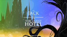 Jack and the giant hotel | Themed restaurant design challenge