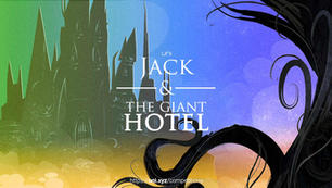 Jack and the giant hotel   Themed restaurant design challenge