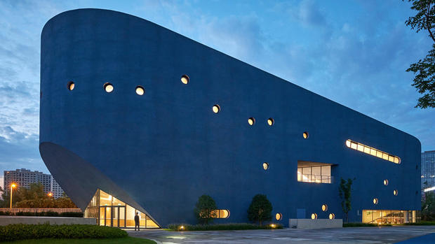 Pinghe Bibliotheater | OPEN Architecture