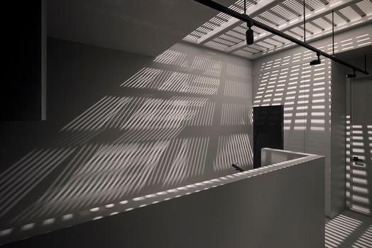 MSO; PLAY/PAUSE   Jean Verville architecte  Photo credits: special collaboration Studio Jean Verville Architectes + Félix Michaud, photograph