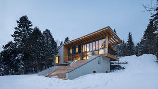 L'Accostée House | Bourgeois / Lechasseur architects