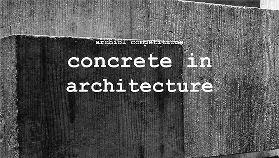 concrete_in_architecture