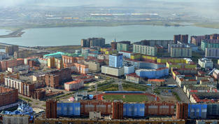 Architectural and planning concept competition for the renovation of the Norilsk city