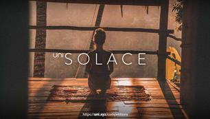Solace   Calmness amongst Chaos