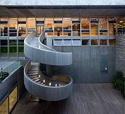 Younes & Sorarya Nazarian Library, Haifa University | A.Lerman Architects Ltd.