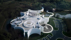 Sino-Italian Cultural Exchange City Reception Center | aoe