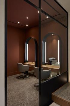 ZAAZ Wellness & Beauty Spa | VSHD Design  Photo credit: Oculis Project