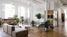 Sodexo Montreal Office | L'Abri, Vives St-Laurent, Modulor