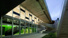 Younes & Sorarya Nazarian Library, Haifa University | A.Lerman Architects Ltd.