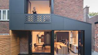 BLACK BOX II | Natalie Dionne Architecture
