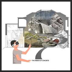 Reminiscing the Radicals to the Future | The Ribbon of concrete _Niharika Tare