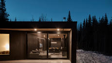 Forest Glamp | Bourgeois / Lechasseur architects