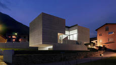 House in Lumino | Davide Macullo Architects