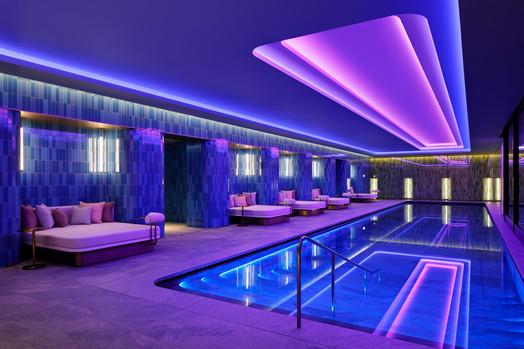 WET pool Photo credit: marriott international