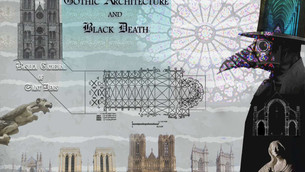 Medieval Period: Arrival of Gothic Architecture and Black Death