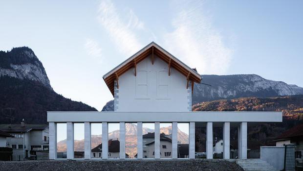 The Alpex Cultural Centre | Atelier Archiplein