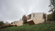 BREITENBACH LANDSCAPE HOTEL | Reiulf Ramstad Arkitekter