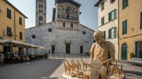 Call For Artists - Lucca Biennale Cartasia Outdoor Exhibition