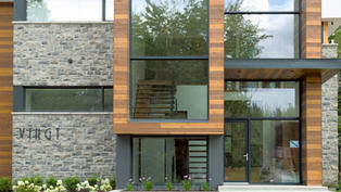Dion Project | Fabelta, Fenestration systems