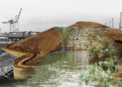Towards the Metamorphosis of the Landfill: Turning Garbage Dumps into Proactive Parks