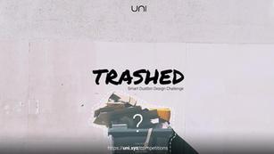 Trashed   Smart Trash Can Design Challenge