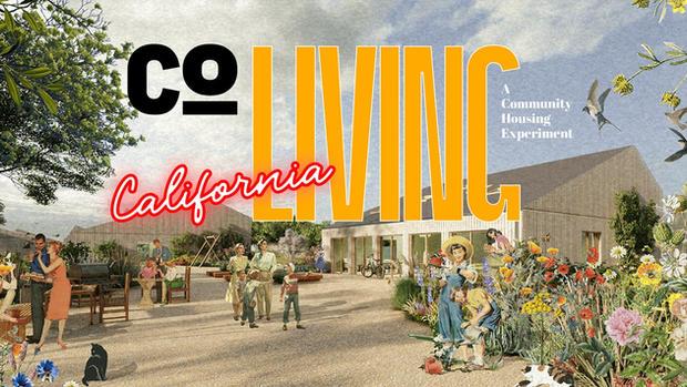 CO-LIVING CALIFORNIA | A Community Housing Experiment
