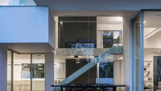The Black Core House | Axelrod Architects