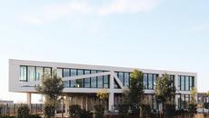 Equation - Office building  | Amat & Saint-Val Architectes