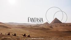 Fantasia | Egypt-styled theme park design challenge.