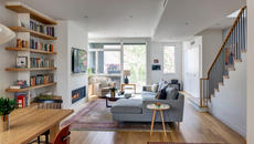 20th Street House | BFDO Architects