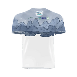 T shirt turtle Back.webp