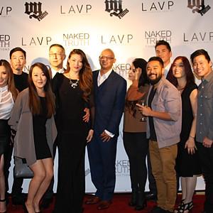 LAVP Hollywood Premiere