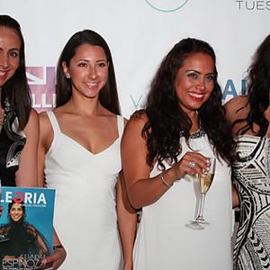 Alegria Magazine Launch